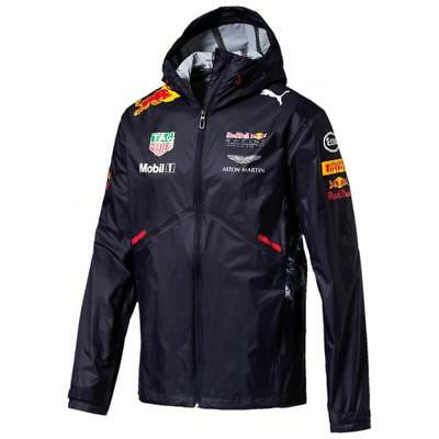 Puma Red Bull Racing Regenjacke Official Team F1 Herren Formel 1 Jacke