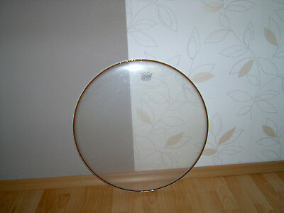 "Remo Bass Drum  Fell 22""  clear"