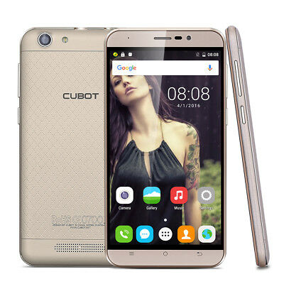 5.5'' CUBOT Dinosaur 3+16GB CELLULARE 4G Android QuadCore Dual SIM Smartphone IT