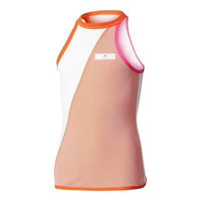 Adidas Girls Stella McCartney Barricade Climalite Tennis Tank Top - RRP £40!