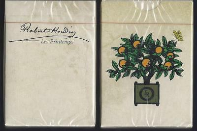 1 DECK Les Printemps Robert Houdin playing cards FREE USA SHIPPING