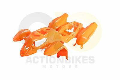Mini Quad 110cc / 125cc   Verkleidung S-5 orange