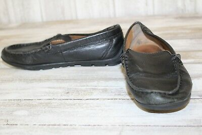 a3869cfc00e GEOX KIDS Jr Fast Leather Loafers