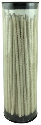 "100 Count of 6½"" Long Regular Super Absorbent Pipe Cleaners in Tube - 1225"