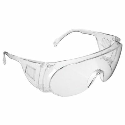 JSP ASD020-121-300 M9200 Visispec Over Spectacle Safety Glasses