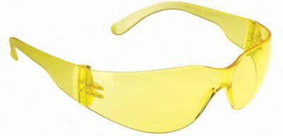 JSP ASA430-020-200 Stealth 7000 Yellow Frame and Lens Safety Glasses