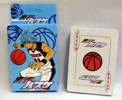 Kuroko no Basuke . Poker Spiel Karten Set playing trading cards anime cosplay