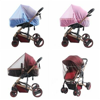 Cat Mosquito net pushchair cot Moses basket Pram carseat safety stroller buggy