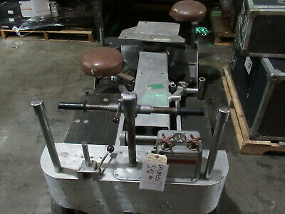Vintage Moviola  35 or 70mm  Camera Dolly Grab a piece of Hollywood History!