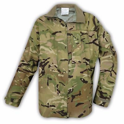 Genuine British Army MTP Combat Jacket GoreTex Waterproof Parka All Sizes