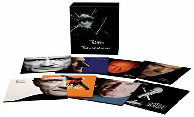 Phil Collins 8CD - Take A look At Me Now The Complete Studio Collection [CD]