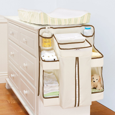 Munchkin Baby Nappy, Diaper Change Changing Holder Wipes Storage Organiser Bag