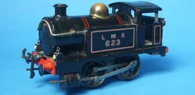 Early Hornby O gauge No1 Tank Loco '623'