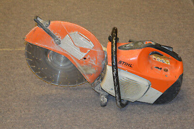 Stihl TS420 14'' Gas Powered Concrete Cut-Off Saw * Pre-owned*  FREE SHIPPING