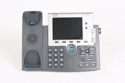Cisco CP 7945G 7945-IP Unified Ethernet Office Telephone Phone ; TT 609636