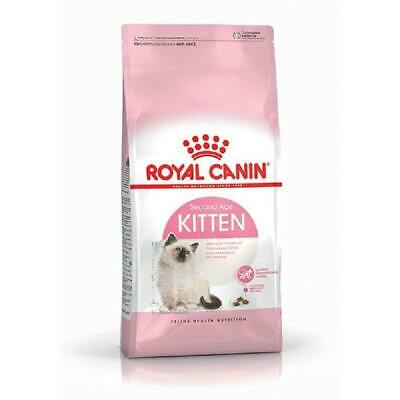 Royal Canin Kitten Cat Dry Food for Kittens 4-12 Months Old - Sizes 2kg and 4kg