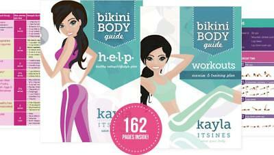 Kayla Itsines - Bikini Body + HELP Guide