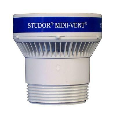Studor 1-1/2 in. or 2 in. PVC Mini Vent Adapter 20341