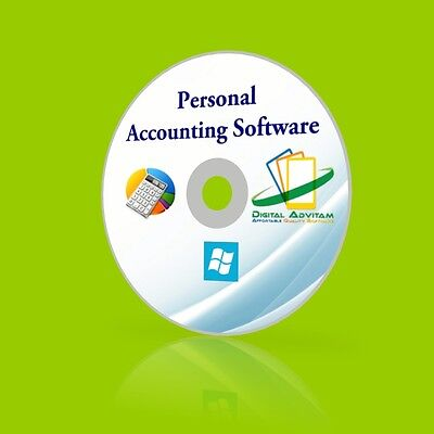 2018 Professional Accounting Bookkeeping Software Personal Business Windows PC
