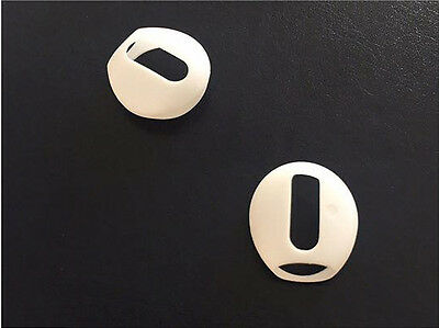 {Fit in the Case} Earskin Soft Anti-Slip Silicone Ear Tips Earbud for AirPods