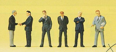 Business People PREISER FIGURINES 74010 Scale 1:100 Architectural Model OB