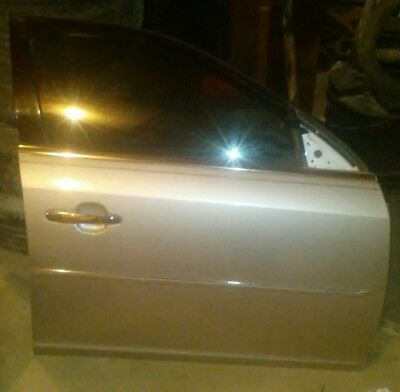 2007 Passenger Right Front Door Fits 06-11 BUICK LUCERNE 994L TARNISHED SILVER