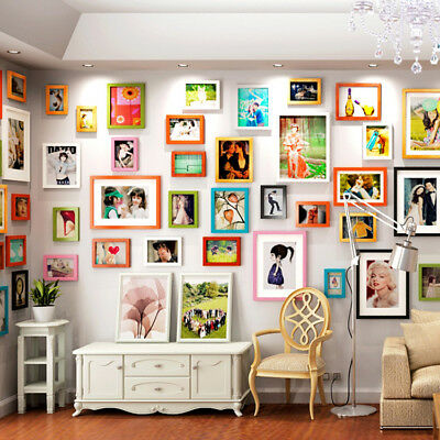 Wooden Hanging Picture Frame Photo Frame Poster Size Frame