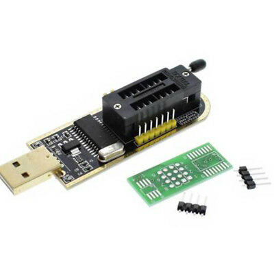 USB Programmer CH341A Series Burner Chip 24 EEPROM BIOS Writer 25 SPI Flash New