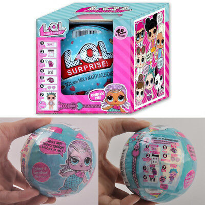 LOL Surprise DOLL SERIES 2  Big Sisters 7 Layers Outrageous Kids Cute Ball Gifts