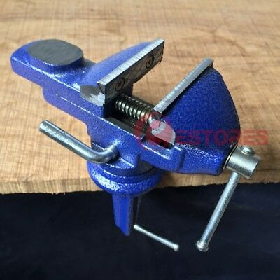 80mm 360° Table Vice Bench Table Vise Adjustable Vice Clamp Household Craft Tool