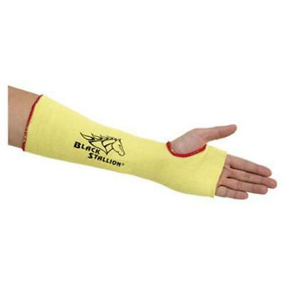 """Black Stallion KK-10T 10"""" Double Layer Kevlar Knit Sleeve with Notched Thumb"""