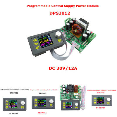 Adjustable Buck DC Constant Voltage Power Supply Module Integrate Programmable