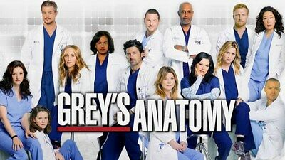 Grey´s Anatomy Soundtrack 13 Staffeln alle Songs über 1370 Liste