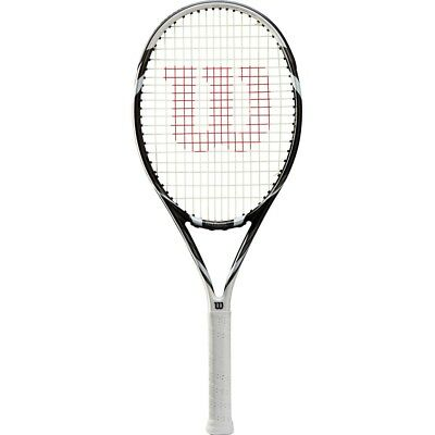 Wilson Six Two Adult Tennis Racket NEW - Grip Size 2 | 284g | Strung | Graphite
