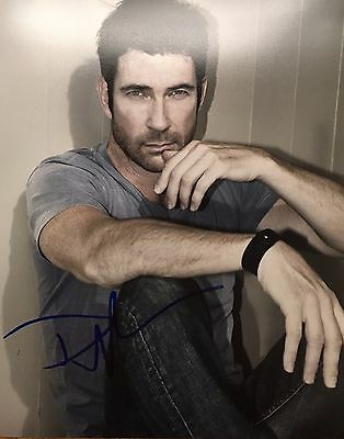 The Practice DYLAN MCDERMOTT SIGNED 8x10