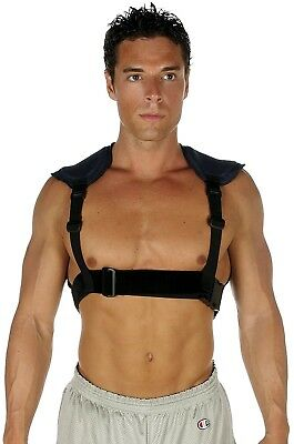 Elasto-Gel Neck And Back Combo Hot / Cold Gel Therapy Wrap