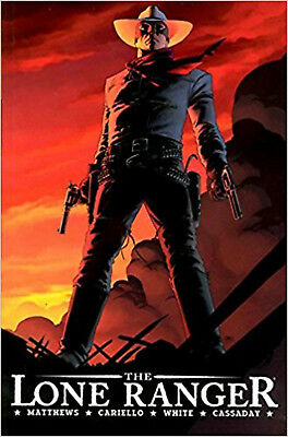 The Lone Ranger Volume 1: Now & Forever: v. 1, Matthews, Brett, Excellent Book