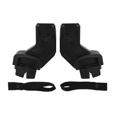 Oyster Max Lower Carseat Adaptors for Maxi Cosi Cybex BeSafe Baby Car Seats