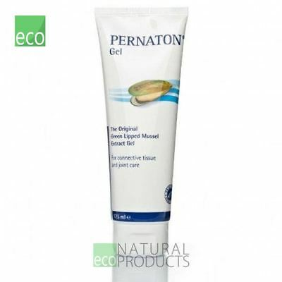 Natures Aid Pernaton The Original Green Lipped Mussel Extract Gel 125ml