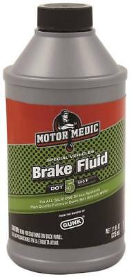 Radiator Specialty M4011/12 Brake Fluid, 11 oz, Bottle