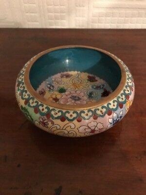 Beautiful Cloisonné Bowl