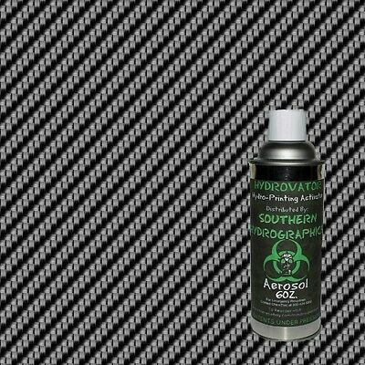 Hydrographic Film Water Transfer Hydro Dip 6Oz. Activator W/ Carbon Fiber 4 Dip