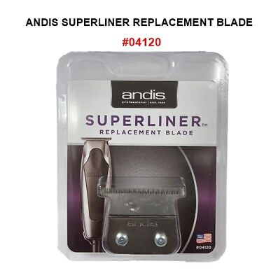 Andis Superliner Replacement Blade #04120