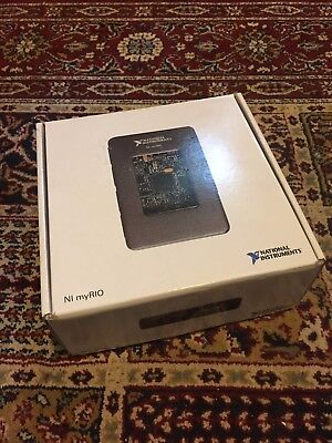 NI National Instruments MyRio 1900 with box and extras, barely used lived in box