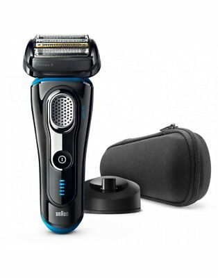 Braun BRA9240S Series 9 Electric Foil Wet And Dry SyncroSonic Technology Shaver