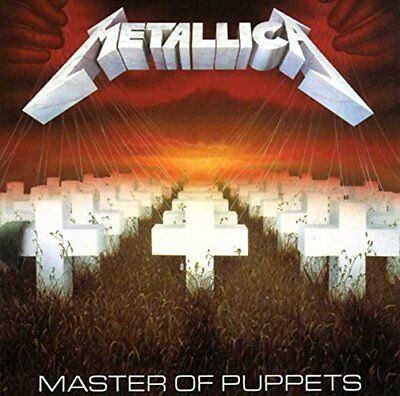 METALLICA 'MASTER OF PUPPETS' (Remastered) 3 CD DELUXE ...