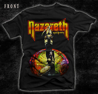 NAZARETH-Expect No Mercy-Hard rock-Deep Purple, T_shirt-sizes:S to 7XL