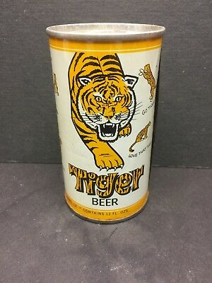 Tiger Beer Can New Orleans, Louisiana