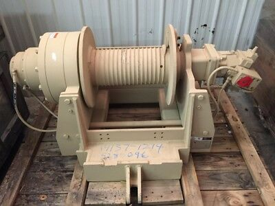 New Dp Manufacturing 60,000 Lb. Military Winch