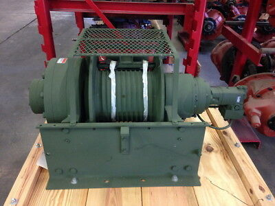 New Dp Manufacturing 55,000 Lb. Military Winch